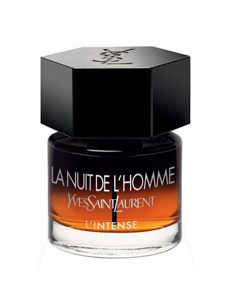 yves saint laurent la nuit de l 39 homme intense eau de toilette 60ml. Black Bedroom Furniture Sets. Home Design Ideas