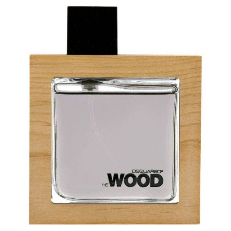 Dsquared2 He Wood Eau De Toilette 100ml 8011530600020 - dsquared2 - ebay.it