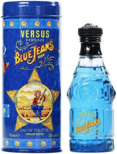 Versace BLUE JEANS Eau de Toilette 75ml 8018365260757