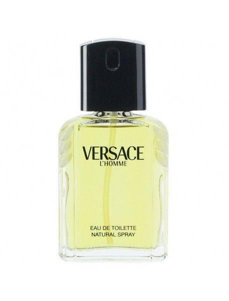 Versace L'HOMME Eau de Toilette 100ml 8018365140103