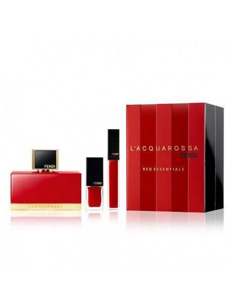 Fendi L'ACQUAROSSA Gift Set 3274870022944