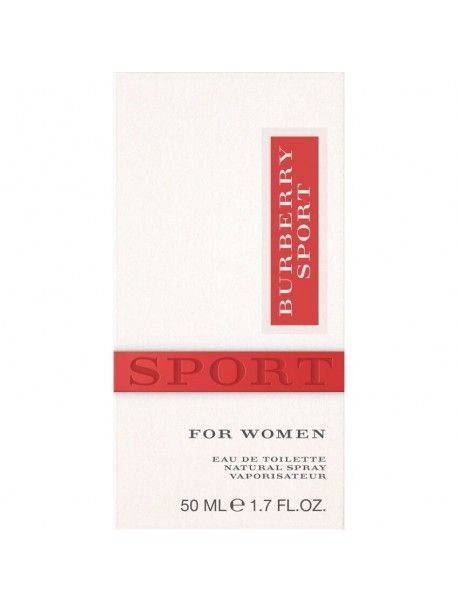 Burberry SPORT for Women Eau de Toilette 50ml 5045379571510