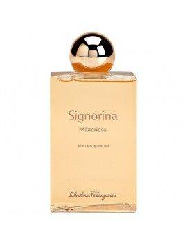 Salvatore Ferragamo SIGNORINA MISTERIOSA Shower Gel 200ml
