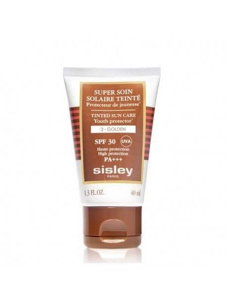 Sisley SUPER SOIN Solaire Teinté SPF30 Golden 40ml 3473311682222