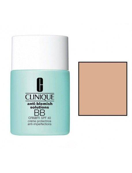 Clinique ANTI-BLEMISH SOLUTIONS BB Cream SPF40 Light Medium 0020714694647