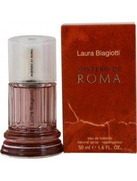 Laura Biagiotti MISTERO DI ROMA Donna Eau de Toilette 50ml