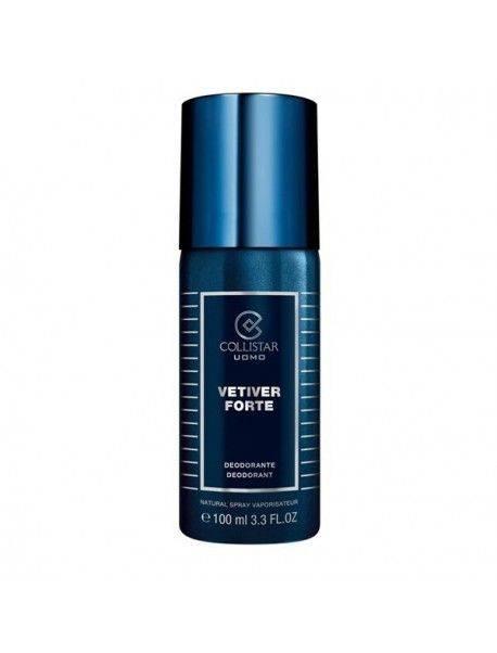 Collistar Uomo VETIVER FORTE Deodorant Spray 100ml 8015150289023