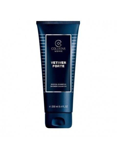 Collistar Uomo VETIVER FORTE Doccia Shampoo 250ml 8015150289016