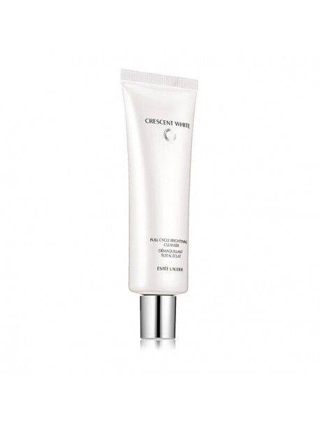 Estee Lauder CRESCENT WHITE Full Cycle Brightening Cleanser 125ml 0887167080881