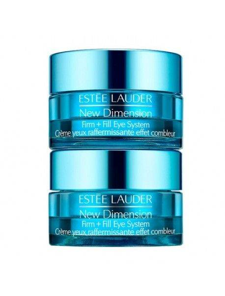 Estee Lauder NEW DIMENSION Firm + Fill Eye System 10ml 0887167205796