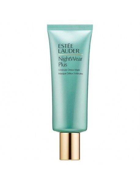 Estee Lauder NIGHTWEAR PLUS 3 Minute Detox Mask 75ml 0887167142558