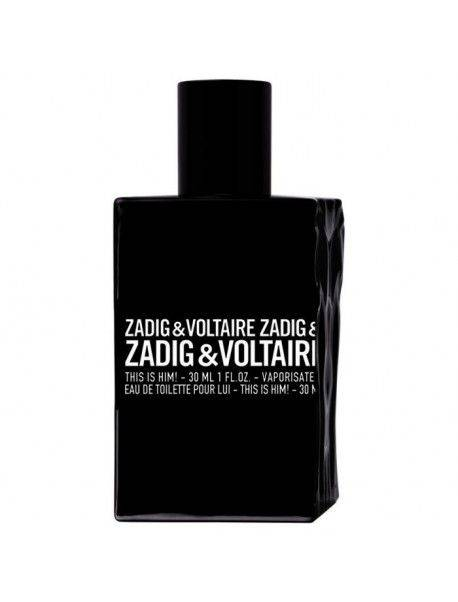 Zadig & Voltaire THIS IS HIM Eau de Toilette 30ml 3423474896059
