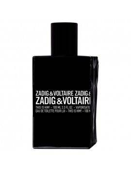 Zadig & Voltaire THIS IS HIM Eau de Toilette 100ml