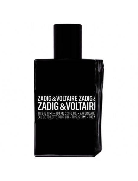 Zadig & Voltaire THIS IS HIM Eau de Toilette 100ml 3423474896257