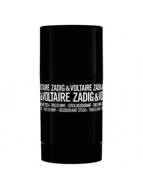 Zadig & Voltaire THIS IS HIM Deodorant Stick 75ml 3423474896554