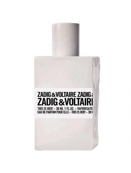 Zadig & Voltaire THIS IS HER Eau de Parfum 30ml 3423474891658