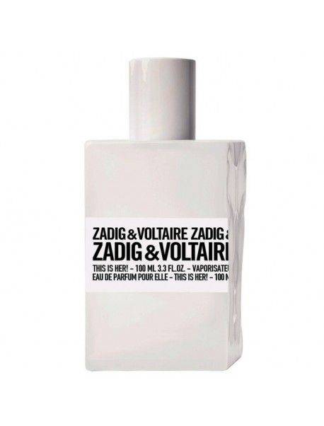 Zadig & Voltaire THIS IS HER Eau de Parfum 100ml 3423474891856