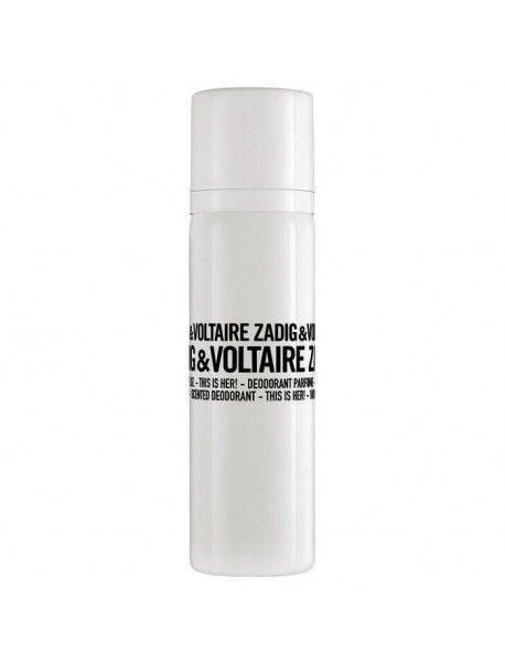Zadig & Voltaire THIS IS HER Deodorant Spray 100ml 3423474892259