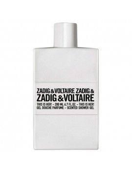 Zadig & Voltaire THIS IS HER Gel Douche Parfume 200ml