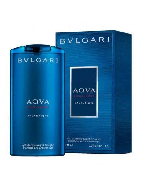 Bulgari AQUA Pour HOMME ATLANTIQVE Gel Douche 200ml 0783320913266