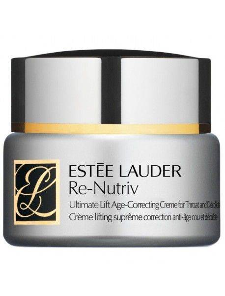 Estee Lauder RE-NUTRIV Ultimate Lift Creme Throat and Decolleté 50ml 0027131901235