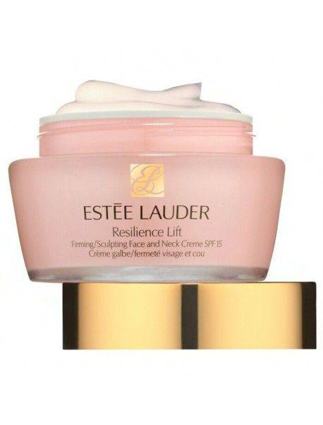 Estee Lauder RESILIENCE LIFT Face and Neck Creme Pelli Secche 50ml 0027131829423