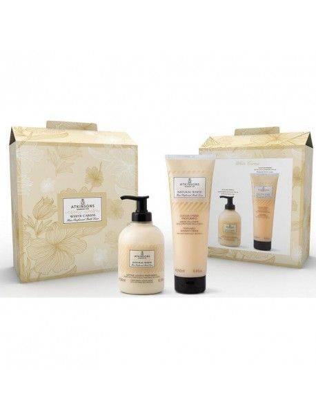 Atkinson WHITE CARESS Gift Set 8002135141735