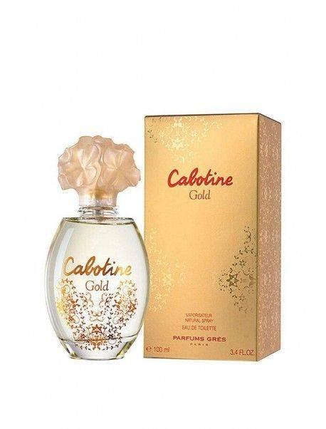 Cabotine GOLD Eau de Toilette 100ml 7640111492955