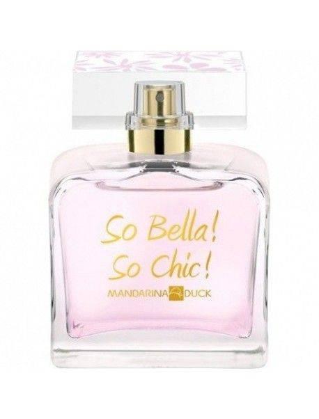 Mandarina Duck SO BELLA SO CHIC Eau de Toilette 50ml 8427395013125