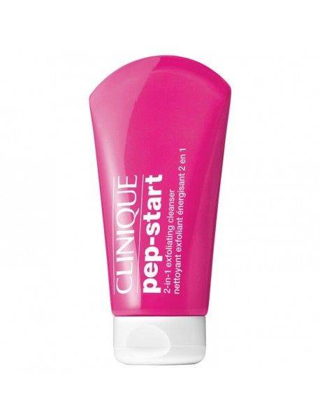 Clinique PEP START 2-in1 Exfoliating Cleanser 125ml 0020714804336