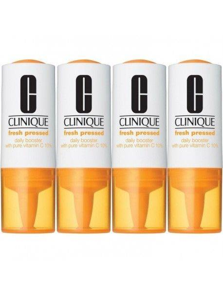 Clinique FRESH PRESSED™ Daily Booster 4 x 8,5ml 0020714804480