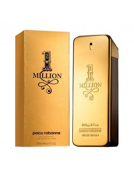 Paco Rabanne 1 MILLION Eau de Toilette 200ml 3349668566372