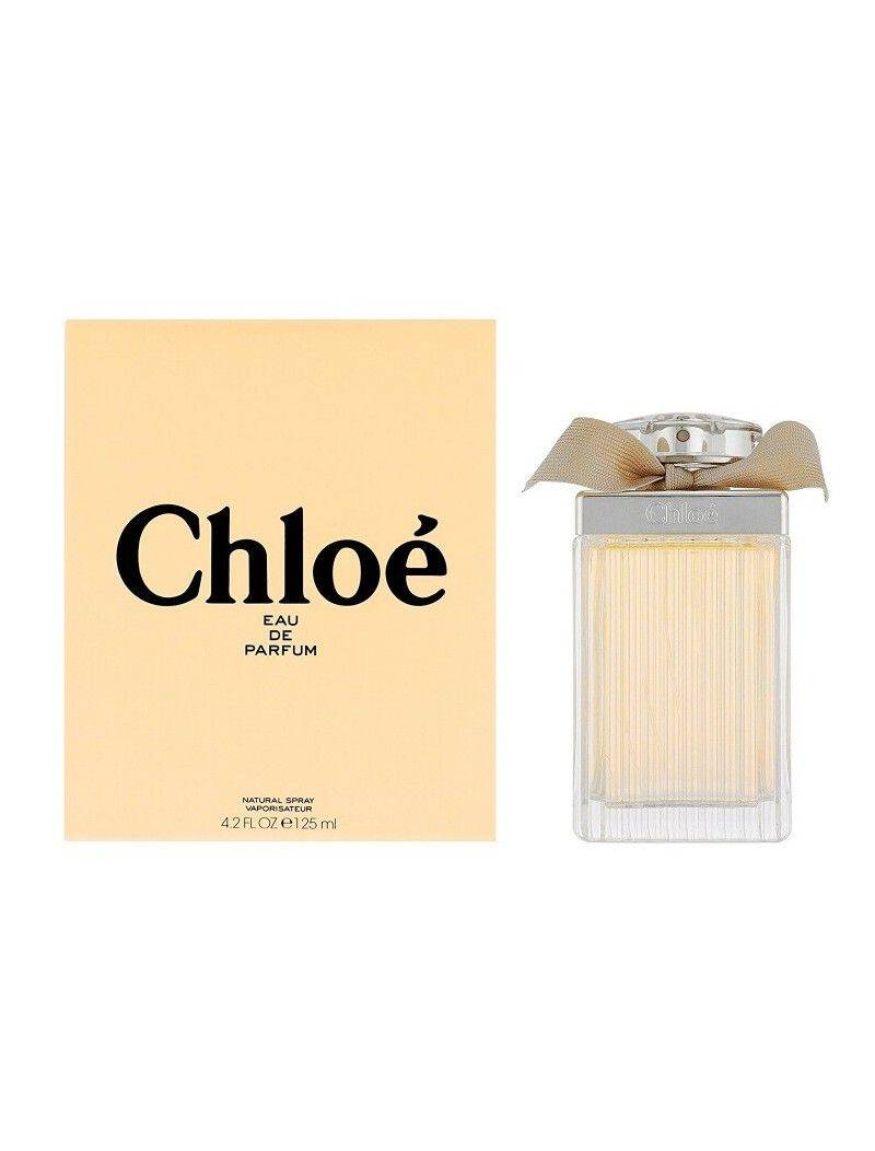 chlo eau de parfum 125ml chloeedp125. Black Bedroom Furniture Sets. Home Design Ideas
