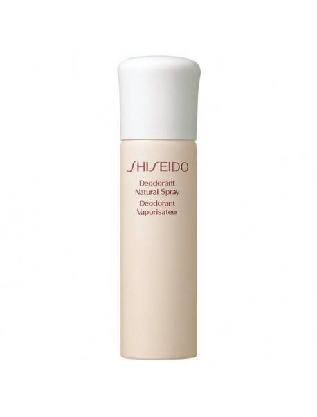 Shiseido DEODORANT Natural Spray 100ml 0730852111011