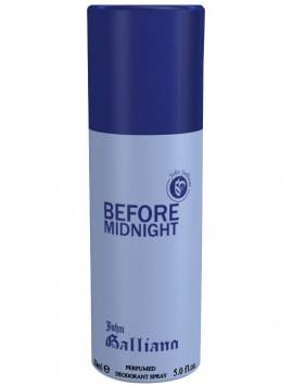 John Galliano BEFORE MIDNIGHT Deodorant Spray 150ml