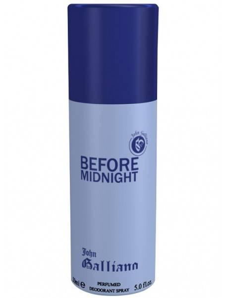 John Galliano BEFORE MIDNIGHT Deodorant Spray 150ml 3605473234432