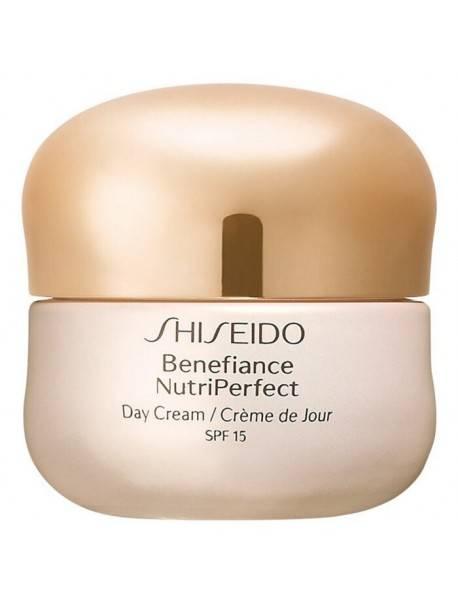 Shiseido BENEFIANCE NUTRIPERFECT Day Cream SPF15 50ml 0768614191100