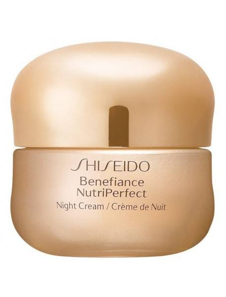 Shiseido BENEFIANCE NUTRIPERFECT Night Cream 50ml 0768614191117