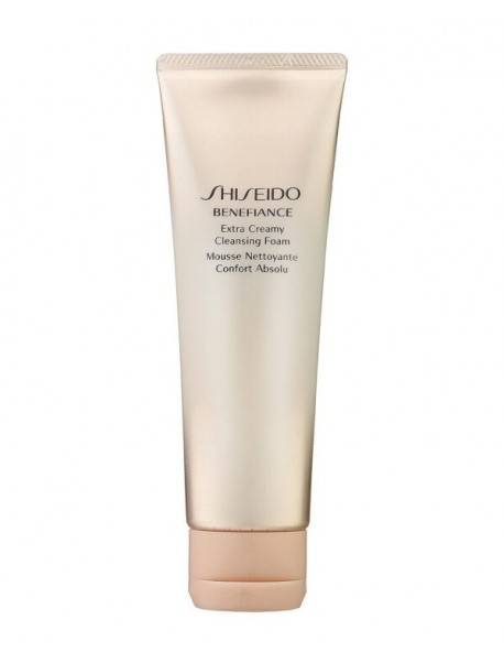 Shiseido BENEFIANCE Extra Creamy Cleansing Foam 125ml 0768614138129