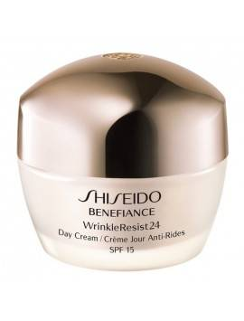 Shiseido BENEFIANCE WrinkleResist24 Day Cream Anti Rides SPF15 50ml