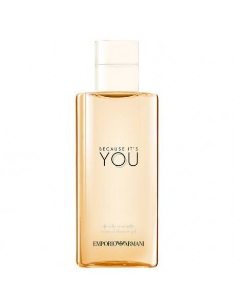 Armani BECAUSE IT'S YOU Her Shower Gel 200ml 3605522042209