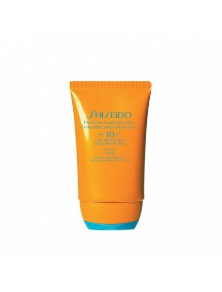 Shiseido SUN Protective Tanning Cream SPF10 0768614126089