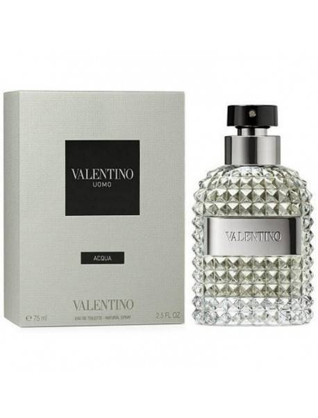 Valentino UOMO ACQUA Eau de Toilette 75ml 8411061857816