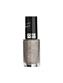 Loreal Color Riche Top Coat Le Vernis 917 Jackie Tweed
