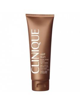 Clinique Self Sun Lozione Autoabbronzante Corpo Light-Medium 125ml