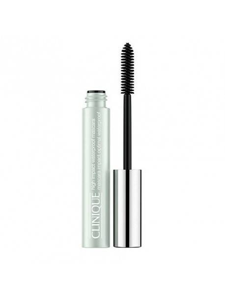Clinique High Impact Waterproof Mascara 01black 8ml 0020714494940