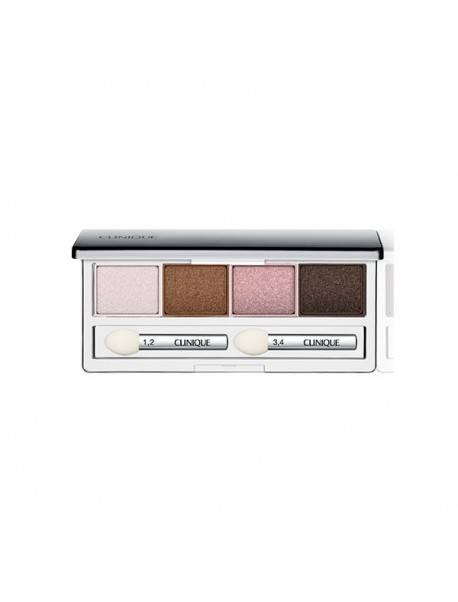 Clinique All About Shadow Quad 06 Pink Chocolate 0020714587352