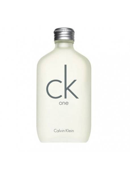 Calvin Klein CK ONE Eau De Toilette 50ml 0088300607686