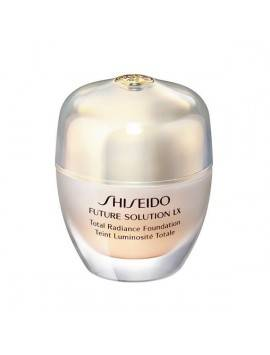 Shiseido Future Solution Xl Total Radiance Foundation I60 Natural Deep Ivory