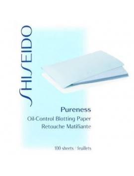 Shiseido Pureness Oil Control Blotting Paper 100pz